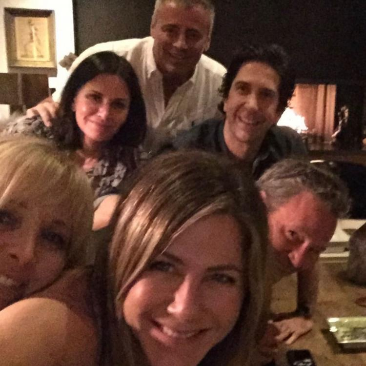 Friends: The Reunion has wrapped up filming and here's what we know so far