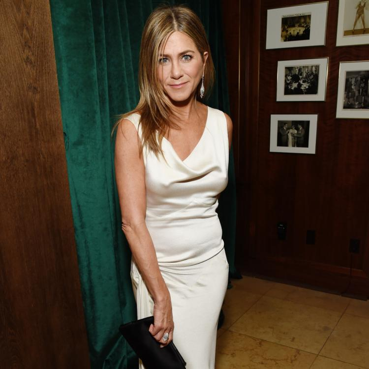 Jennifer Aniston and the Friends cast recently wrapped shooting for Friends: The Reunion.