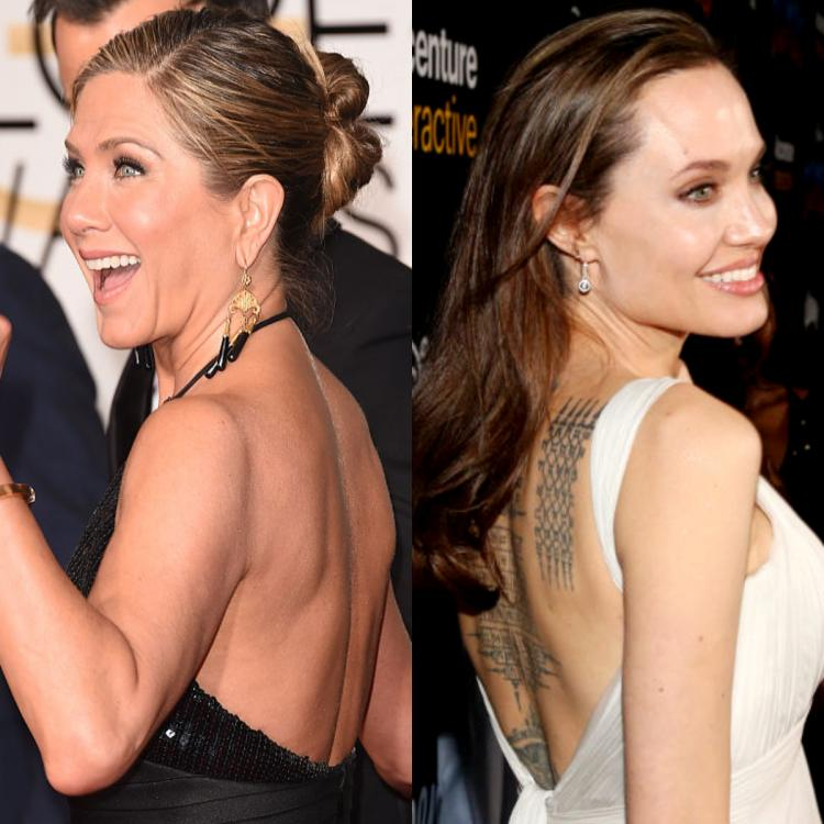 Jennifer Aniston to Angelina Jolie: X Backless red carpet dresses we STILL can't get over