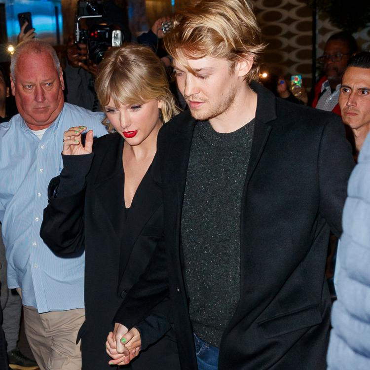 Joe Alwyn co-wrote and co-produced several songs for Taylor Swift's album Folklore.