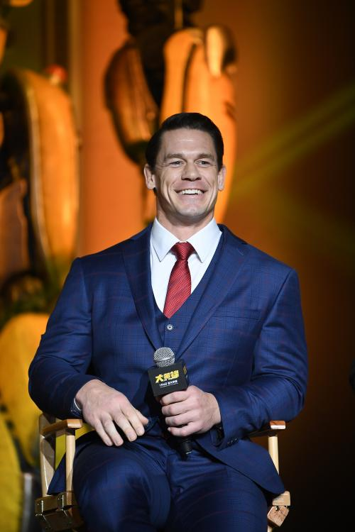 John Cena on Fast and Furious 9: I give everybody the promise that you will get my absolute best