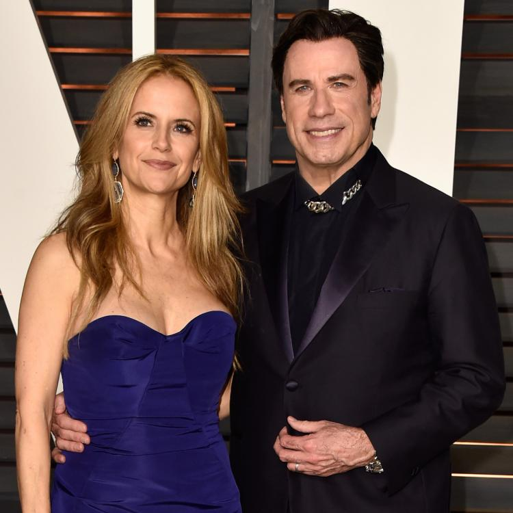 John Travolta gives a glimpse of first Christmas since Kelly Preston's death