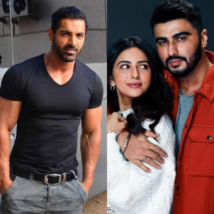 John Abraham to play a cameo in Arjun Kapoor and Rakul Preet's cross border love story? Find out