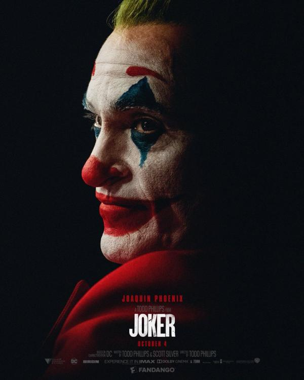 Directed by Todd Phillips, Joker released in India on October 2, 2019.