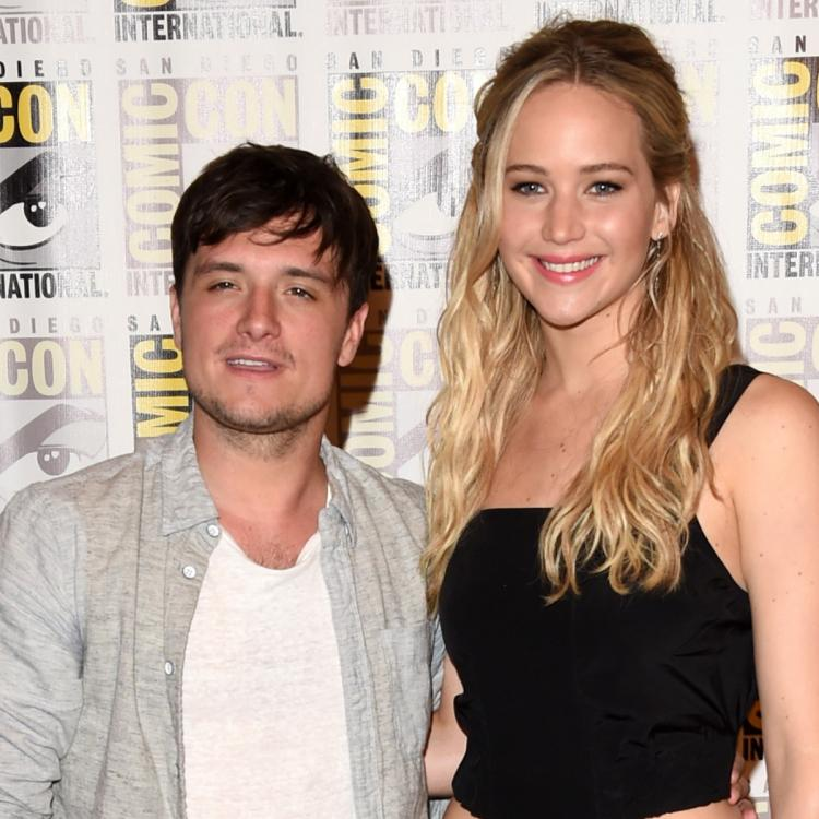 Josh Hutcherson says his & Jennifer Lawrence's characters from Hunger Games would be 'living happily' today