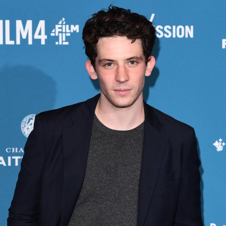 Josh O' Connor who essays the role of Prince Charles in The Crown REVEALS his trick to get into character