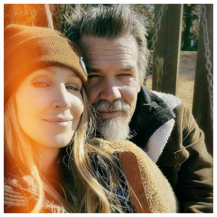 Josh Brolin and his wife welcome a baby girl