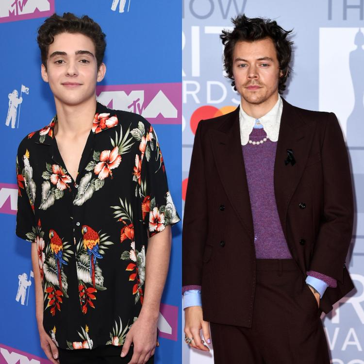 Joshua Bassett comes out as gay while gushing about Harry Styles