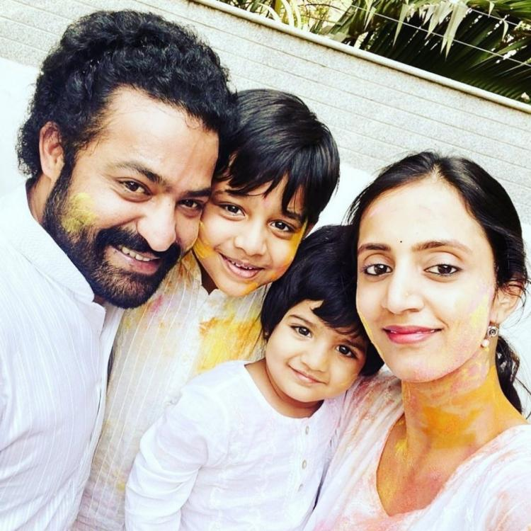Amidst shooting for SS Rajamouli's RRR, Jr NTR goes on a short vacation to Dubai with his family?