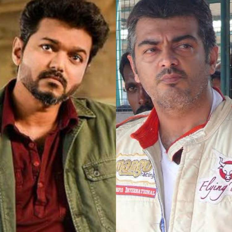 #June22BlackdayForVijay trends on Twitter; Thala Ajith and Thalapathy Vijay's fans again get into a fight