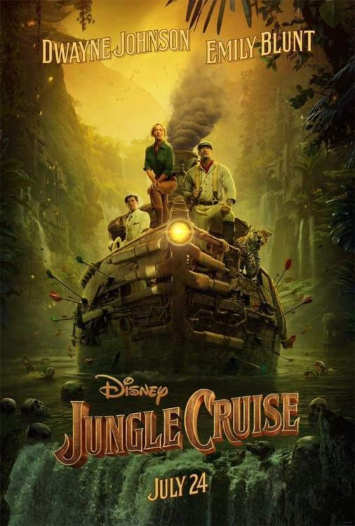 Jungle Cruise is slated to release on July 24, 2020.