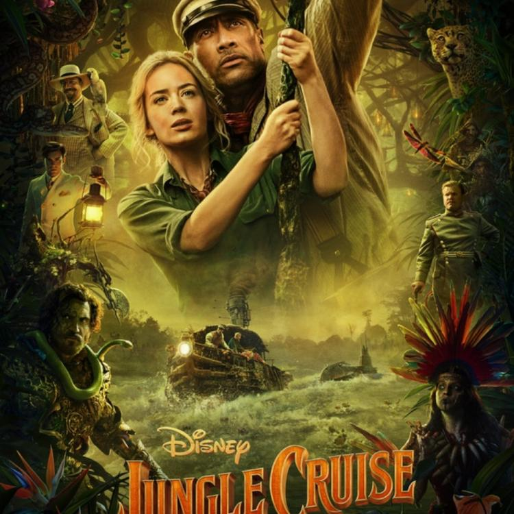 Jungle Cruise Trailer 2: Dwayne Johnson & Emily Blunt embark on a new adventure in the Amazon rainforest