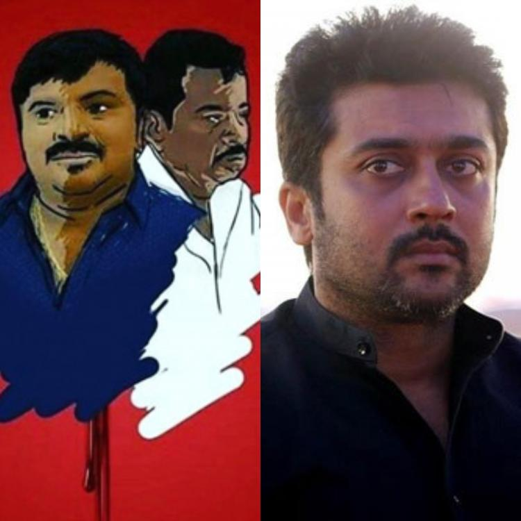 Justice for Jayaraj and Fenix: Suriya issues statement on custodial death of Tuticorin's father son duo