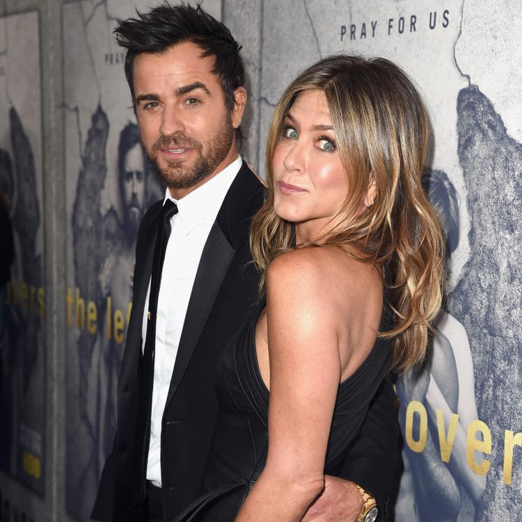 Justin Theroux clears the air about his & Jennifer Aniston's breakup