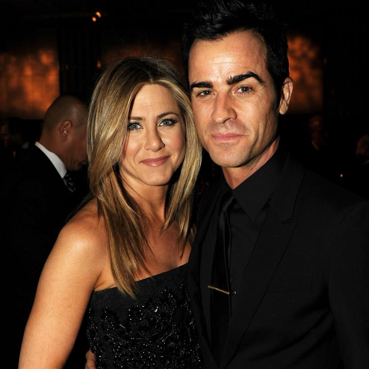 Justin Theroux and Jennifer Aniston got divorced in 2018