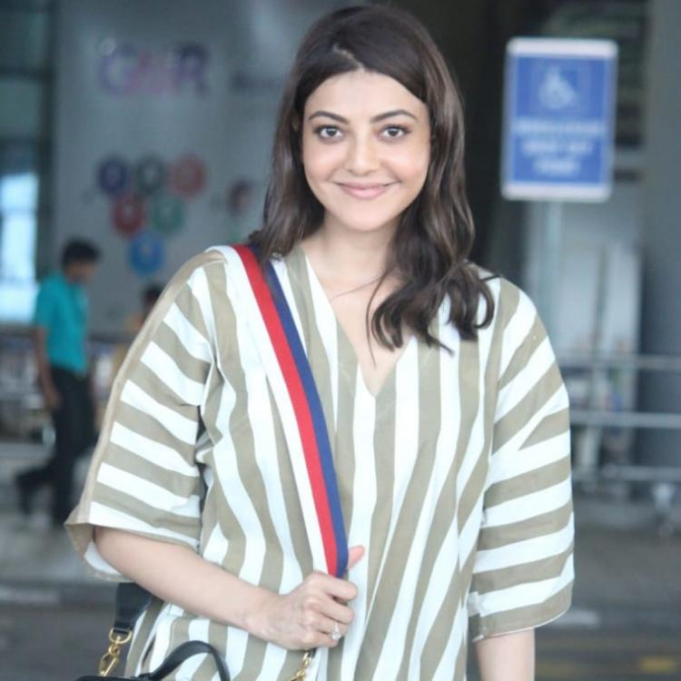 Indian 2: Kajal Aggarwal to essay an 85 year old woman in the Kamal Haasan starrer