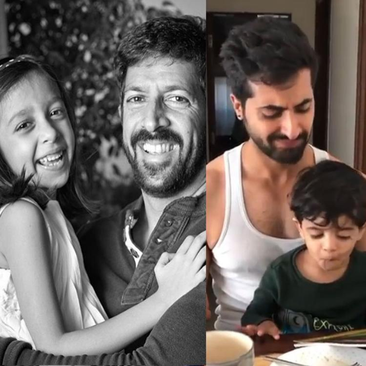 EXCLUSIVE: Kabir Khan, Akshay Oberoi reveal lessons learnt from their kids during lockdown & it's amusing