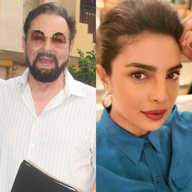 Kabir Bedi 'thrilled to bits' as Priyanka Chopra Jonas comes onboard to launch his autobiography.