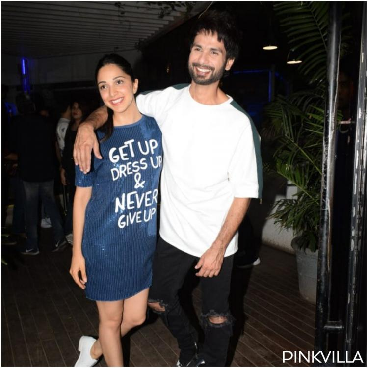 Photos: Shahid Kapoor, Kiara Advani and others are all smiles at the wrap up party of Kabir Singh