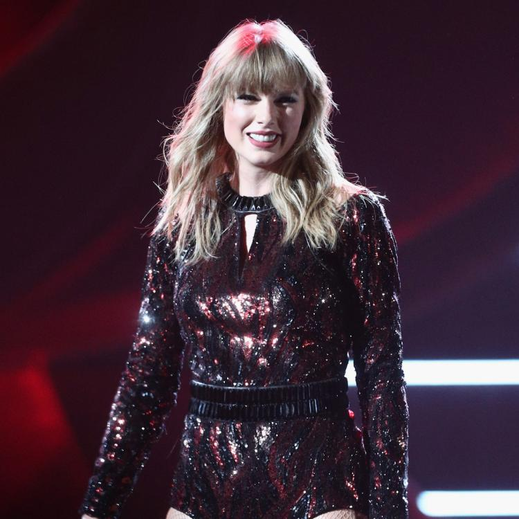 Kaia Gerber and Cara Delevigne join the list of stars who have received Taylor Swift's Folklore cardigan