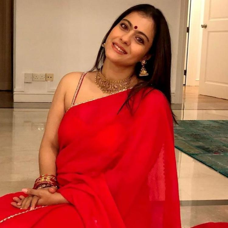 Kajol spins a series of 'hungry games' in Karwa Chauth 2020.