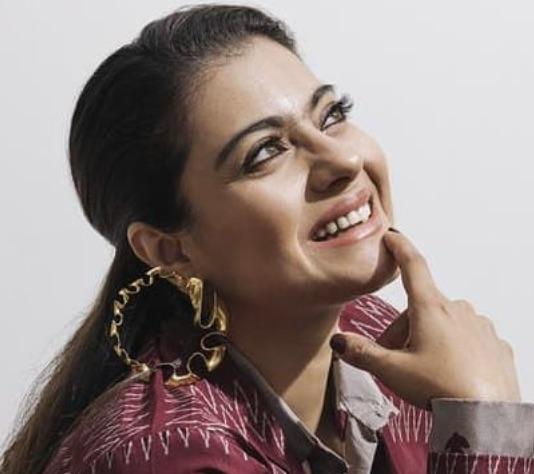 Kajol shares a selfie with her son; Captions it 'The masked bandits'