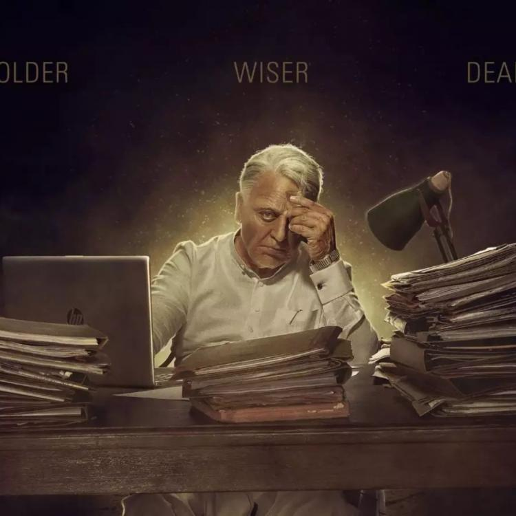 Kamal Haasan starrer Indian 2 likely to be dropped Find out