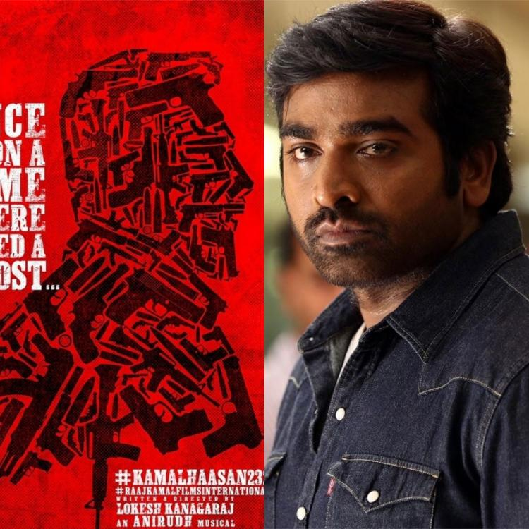 Kamal Haasan's next film with Lokesh Kanagaraj to have Vijay Sethupathi in a key role
