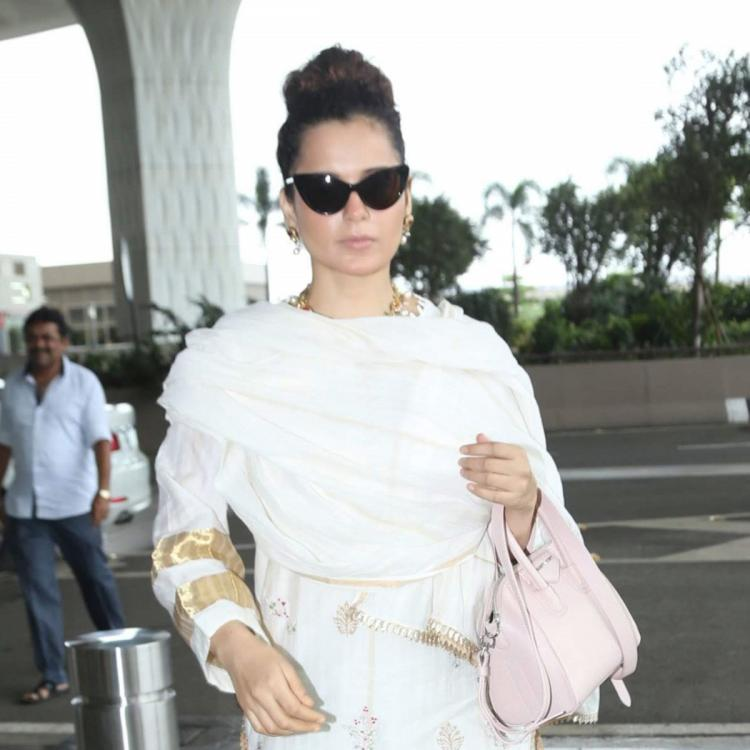 Kangana Ranaut slams haters criticizing her bikini pic; Says 'Don't pretend to be the authority on religion'
