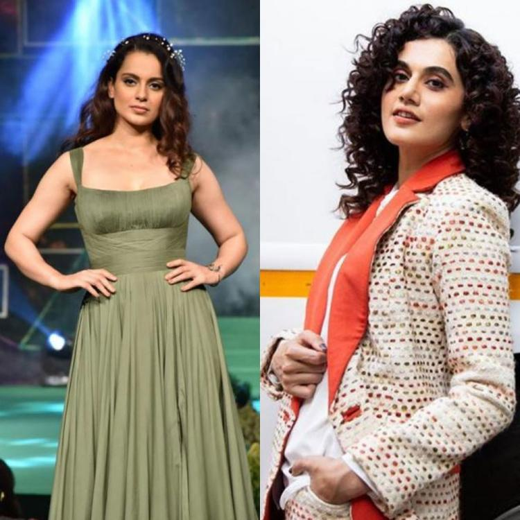 Kangana Ranaut or Taapsee Pannu: Whom do you agree with in the ongoing Twitter spat? COMMENT