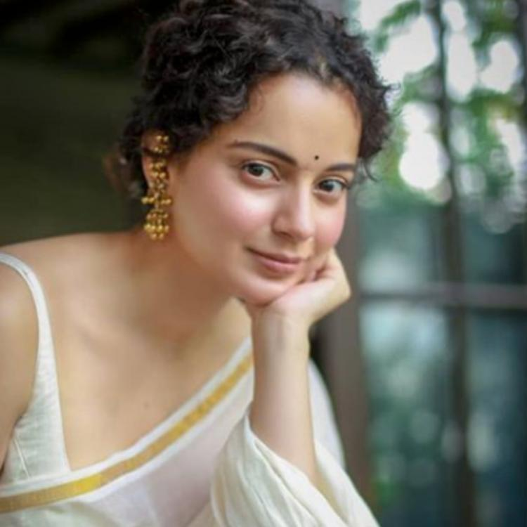 Kangana Ranaut SLAMS Sanjay Raut after he comments 'unfortunate that the BJP is backing her'
