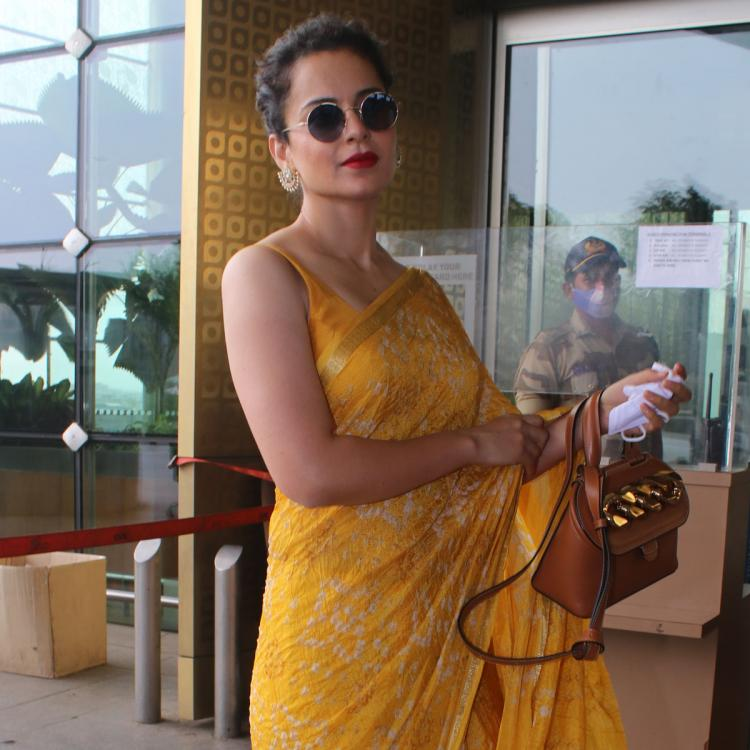 Kangana Ranaut gets her sense of smell and taste back