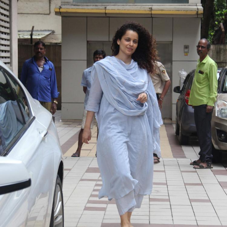Kangana Ranaut thanks Bombay HC as it pulls up BMC on her petition against the demolition