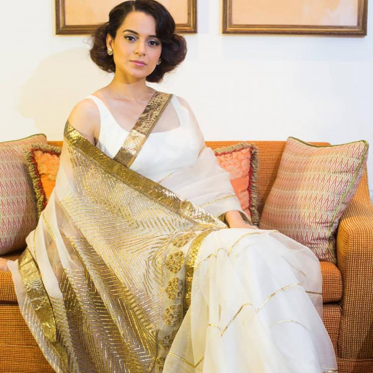 EXCLUSIVE: Kangana Ranaut opens up on working with Bhagyashree in Thalaivi: I feel fortunate & privileged