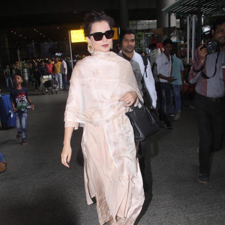 Kangana Ranaut says Bollywood did not support her when the office was demolished
