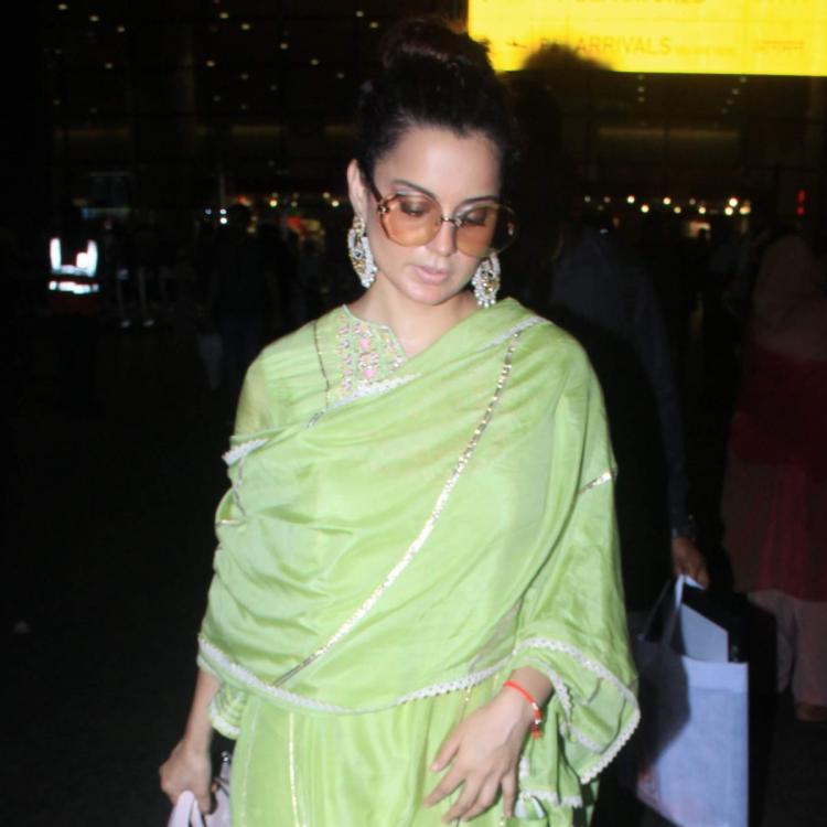 Kangana Ranaut calls BOLLYWOOD a derogatory word; Says it is copied & stolen from Hollywood