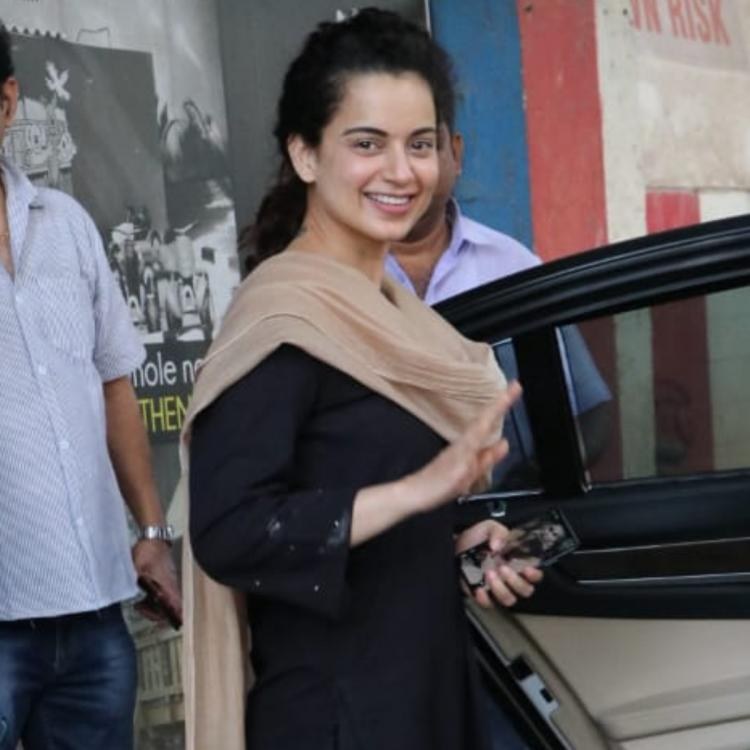 Kangana Ranaut decides to work from her ravaged office; Calls it a 'symbol of woman's will'