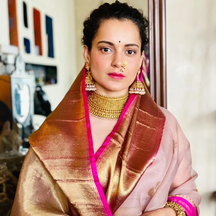 Kangana Ranaut prays to devi pic her mom gave & wishes on Navratri, Gudi Padwa: Lost a lot but this stayed