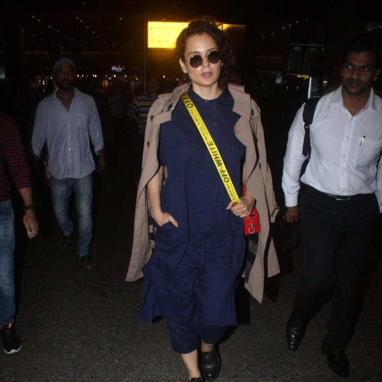 Kangana Ranaut says people tried to collect a mob around her