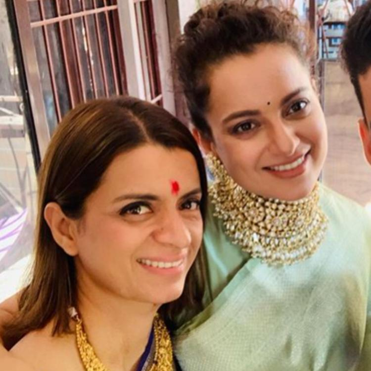 Kangana Ranaut & her sister Rangoli seek time till mid November to appear for investigation in sedition case