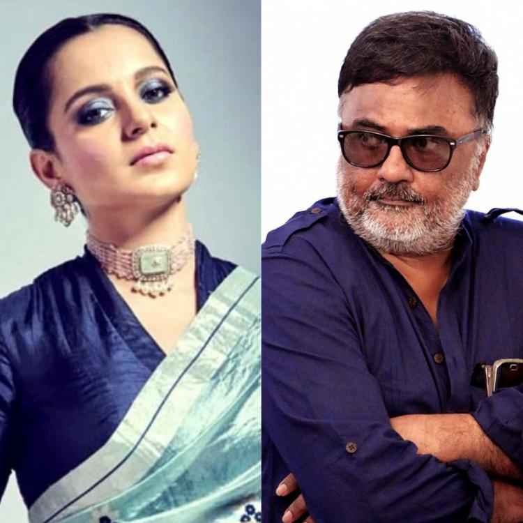Kangana Ranaut responds to PC Sreeram; Says 'I don't know what exactly made you uneasy about me'