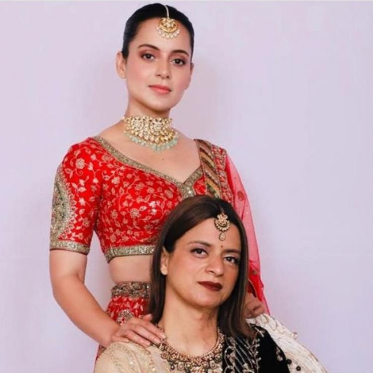 Kangana Ranaut's Thalaivi will have a theatrical release first and then it will release on OTT.