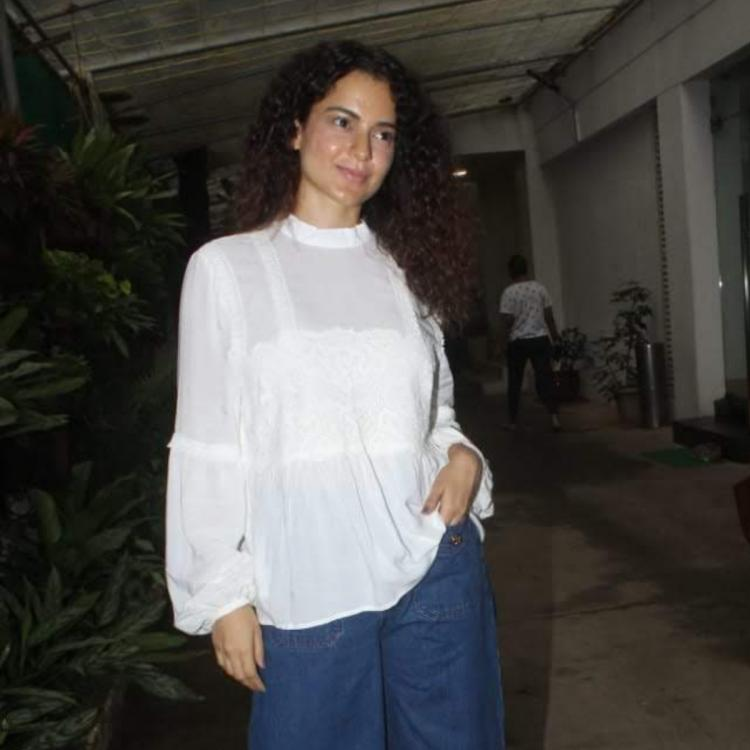 Kangana Ranaut takes a dig at Maharashtra government after being summoned by Mumbai Police in sedition case
