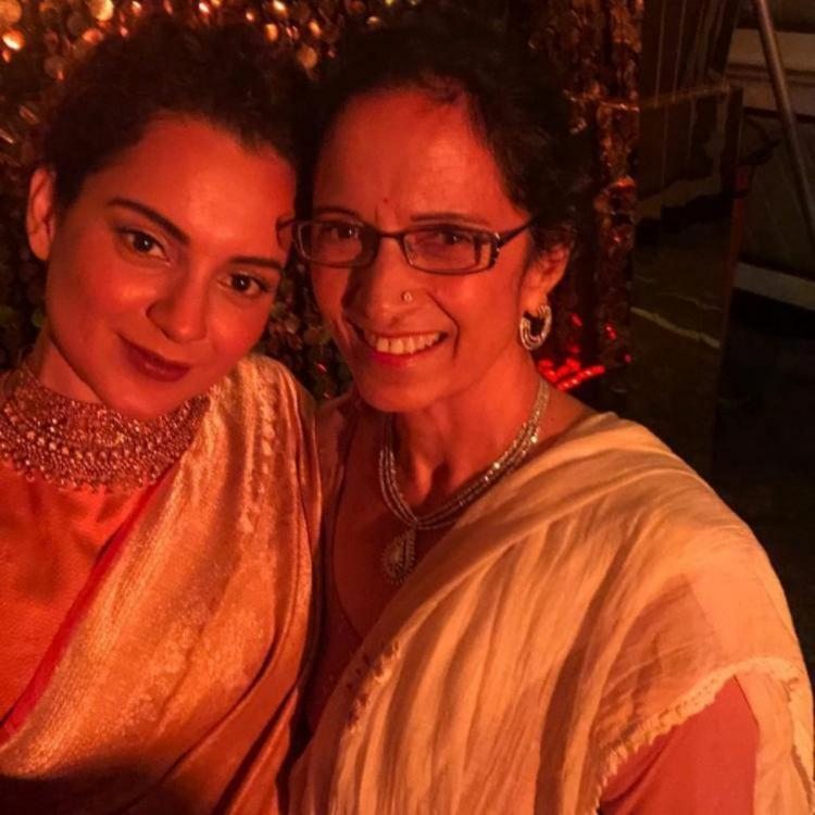 Kangana Ranaut's mother lashes out at Shiv Sena post demolition; Actress says she's still scared of her anger