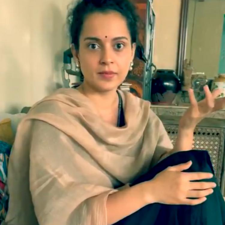 Kangana warns people crying about India in COVID wave