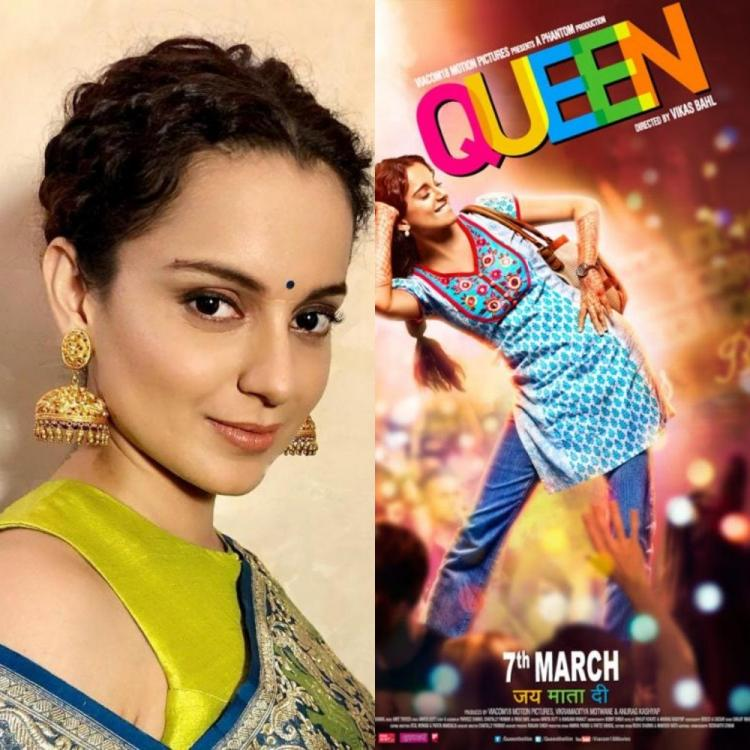 6 years of Queen: Kangana Ranaut has proven her mettle with this flick & here's why it is an ode to girl power