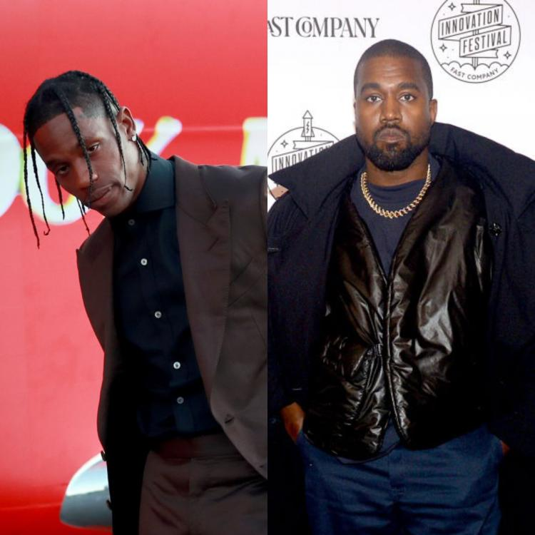 Kanye West and Travis Scott release a hard hitting music video inspired by the BLM movement