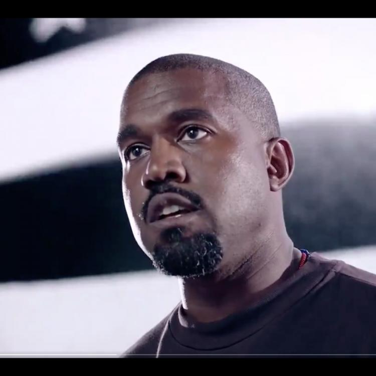 Kanye West preaches religion in 1st presidential campaign clip