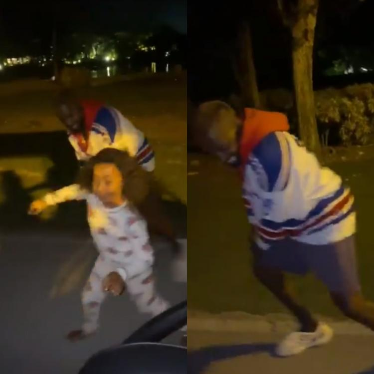 Kanye West grooves with North as Kim Kardashian urges Saint to join the impromptu dance in heartwarming video