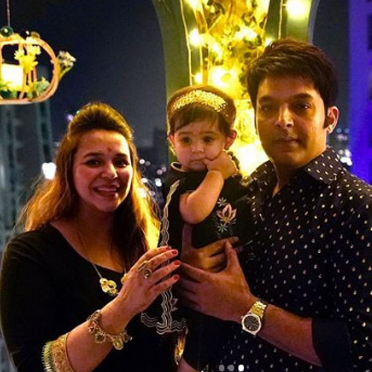 Kapil Sharma and Ginni Chatrath set to welcome their second child in January 2021?